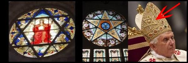 Hexagram a Římský katolicismus