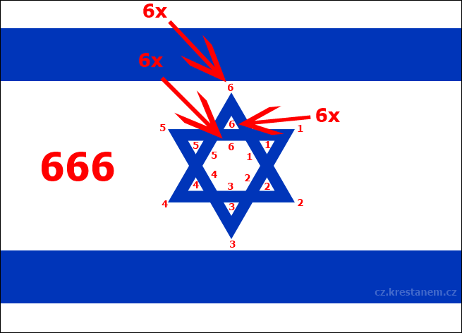 izrael 666