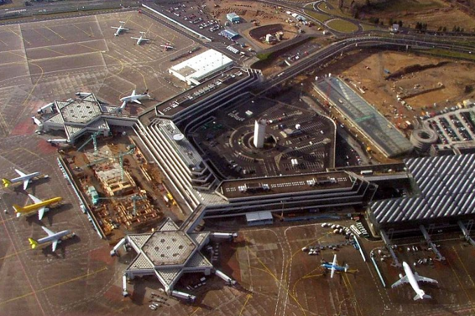 Letiště Kolín/Bonn