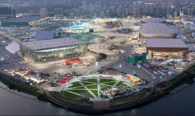 Olympijské hry v Riu